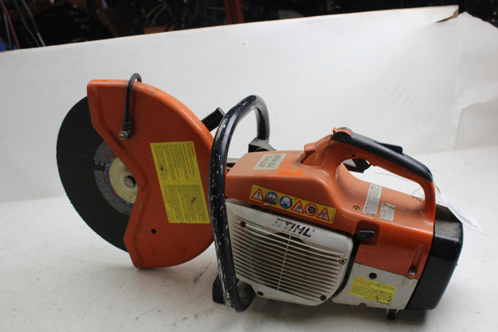 stihl concrete saw ts400 parts manual