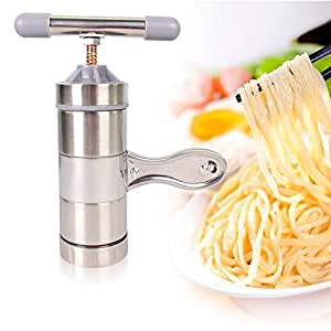 kabalo stainless steel manual noodle maker