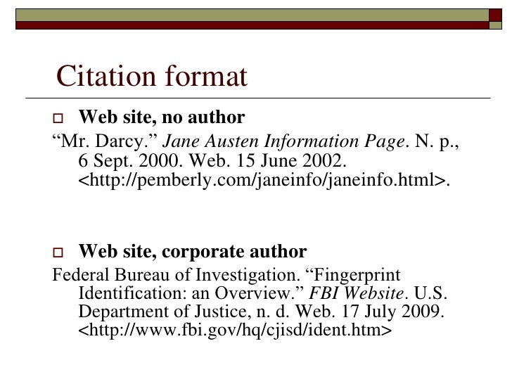 chicago manual of style site http owl.english.purdue.edu