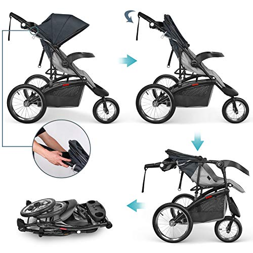 baby trend sit n stand ultra stroller manual