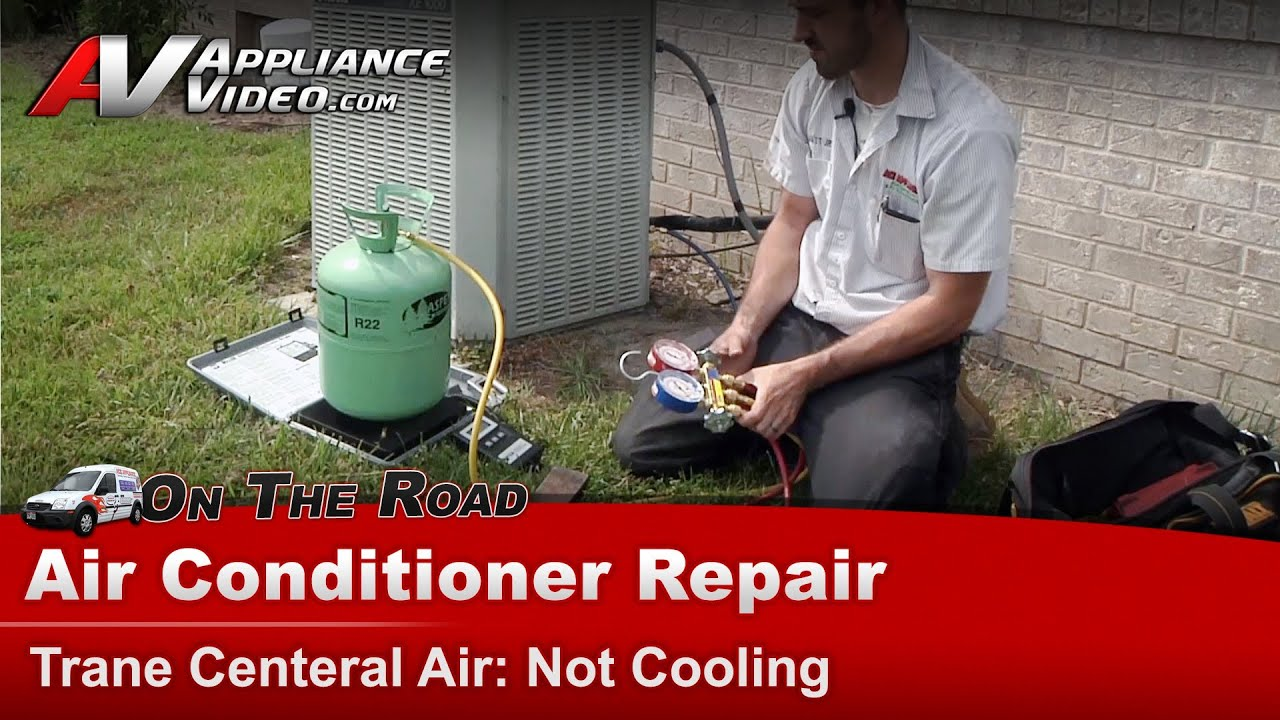 central air conditioner service manual