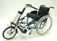devices to motorize manual wheelchairs