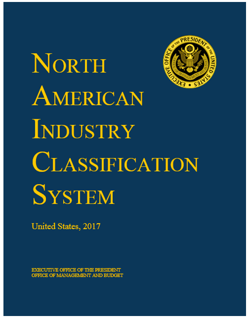 standard industrial classification manual office of management and budget