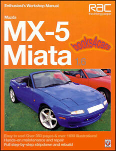 miata 1.6l engine rebuild manual